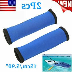 2X Kayak Canoe Boat Paddle Grips Prevent Blisters Calluses F
