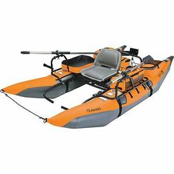 Classic Accessories Colorado Deluxe Inflatable Pontoon Boat