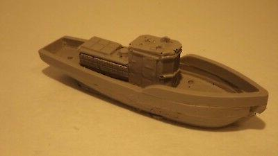 N-Scale Unfinished Boat Detail Accessories