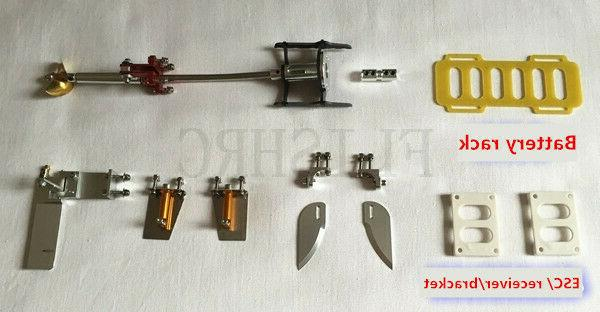 Remote Control Electric all Accessories, Motor Nouse Tail, Water