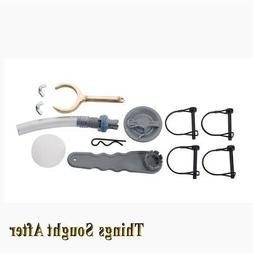Classic Accessories Large Pontoon Boat Repair Kit - Black