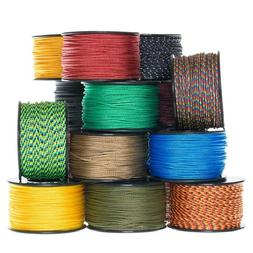 Paracord Planet Rope 1.18mm Micro Paracord 125Foot Spool USA