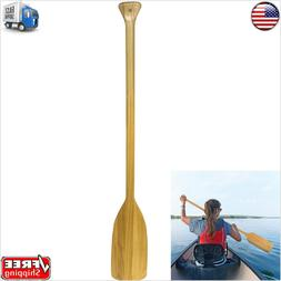 """South Bend Wood Canoe Paddle 48"""" - Has An Excellent Balance"""