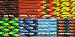 Paracord Planet Type III Nylon 550 7-Strand Paracord - Varie